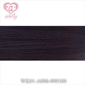 毛束 ブラック 100cm[コスプレ ウィッグ]